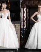 Últimos modelos en los vestidos de VH Couture