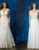 Nuevos trajes de novia en todas las tallas