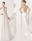 Colección de novia Shine de la firma Alma Novia