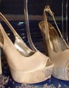 Espectaculares zapatos Cherie Sposa