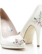 Harriet Wilde y su colección de zapatos para novias