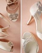 Descubre la mejor selección de zapatos de novia