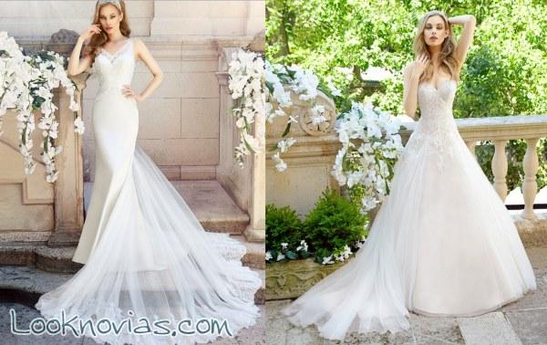 Nuevos trajes llenos de elegancia gracias a Moonlight Bridal