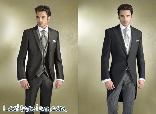 Gala Novios y sus trajes más elegantes