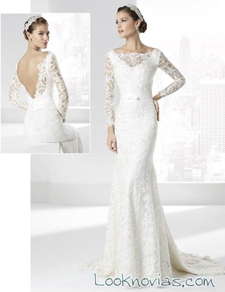 colección de vestidos 2016 por franc sarabia