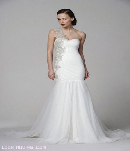 faldas de novia