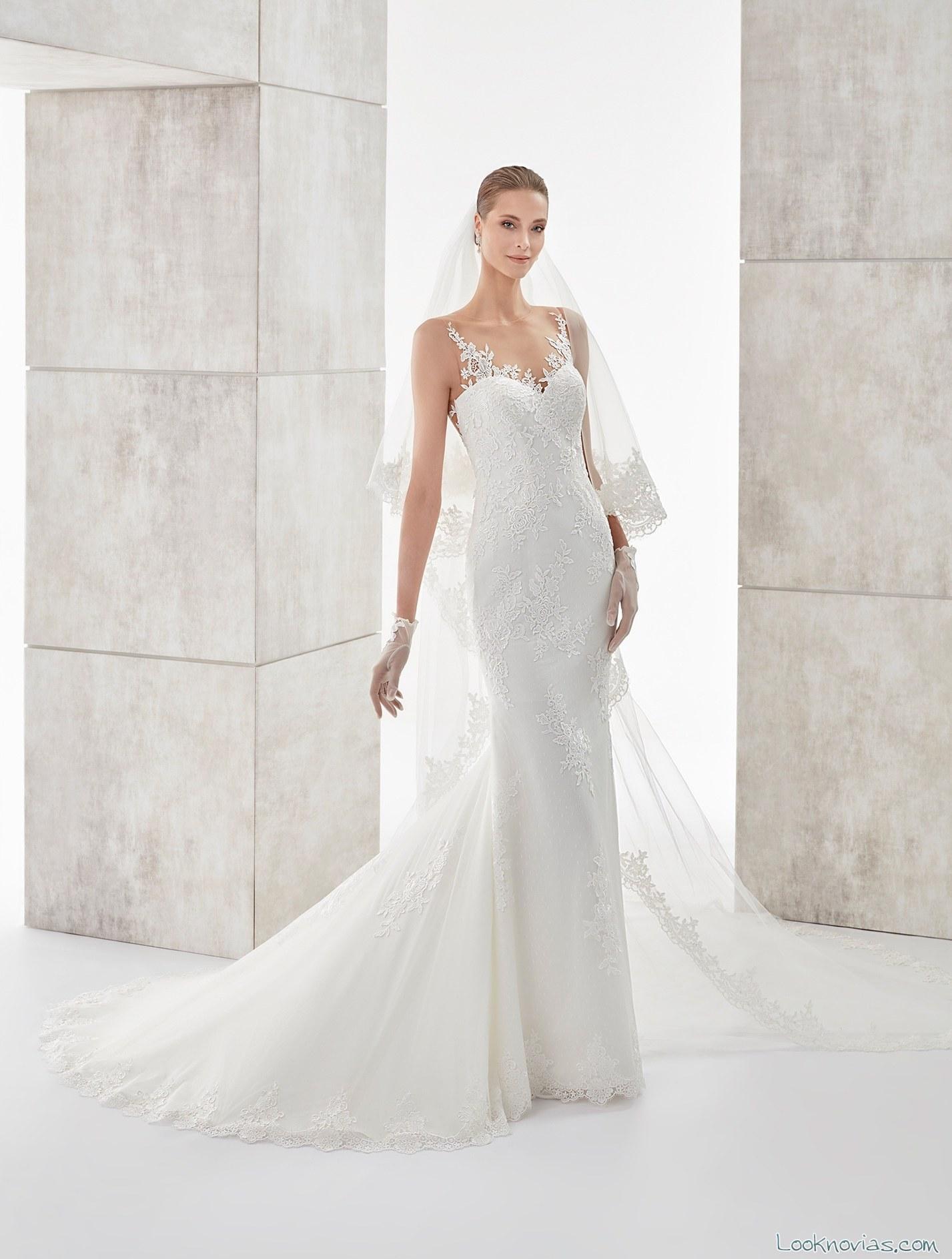 vestido aurora bordados novias
