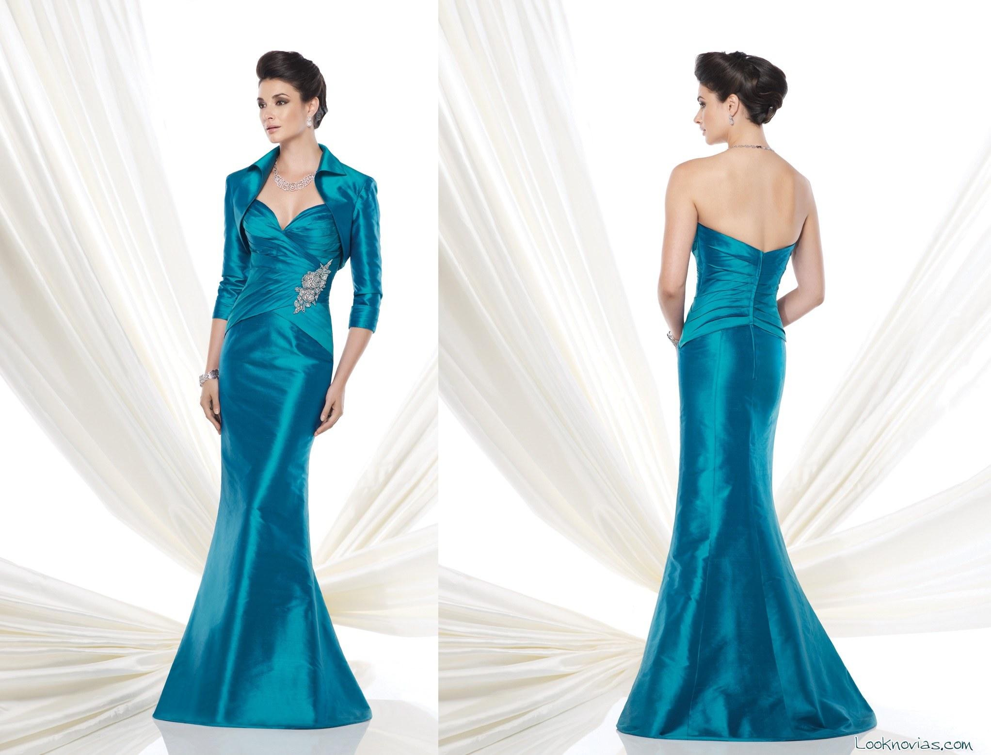 Vestidos elegantes para madrinas de boda – Vestidos de noche ...