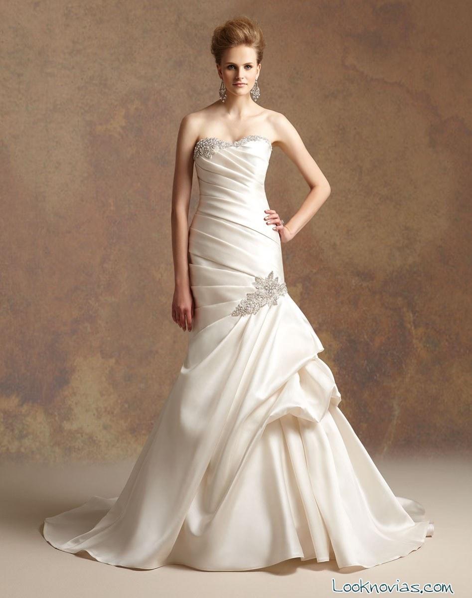 La bella sposa vestidos de novia