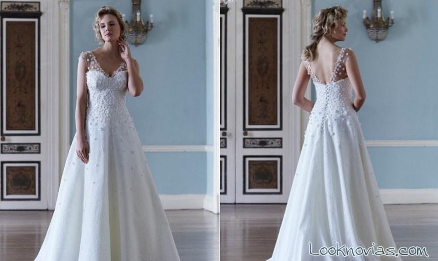 vestido colección sassi holford