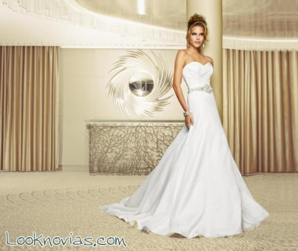 Una colección de novia de Óscar, ¡no te la pierdas!