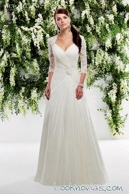 Vestidos para boda de Victoria Jane