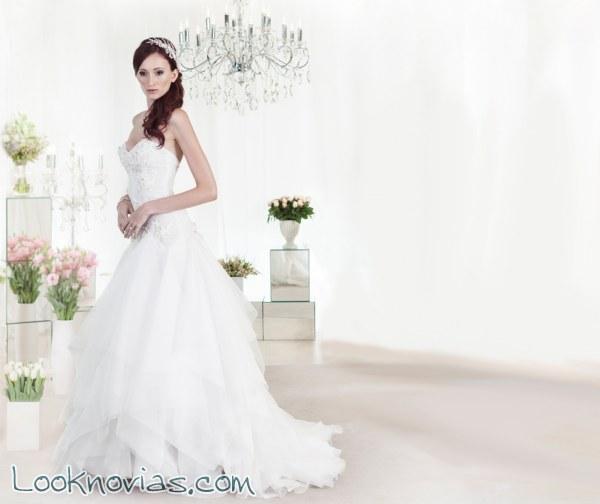 Winnie Bridal y sus vestidos para novia