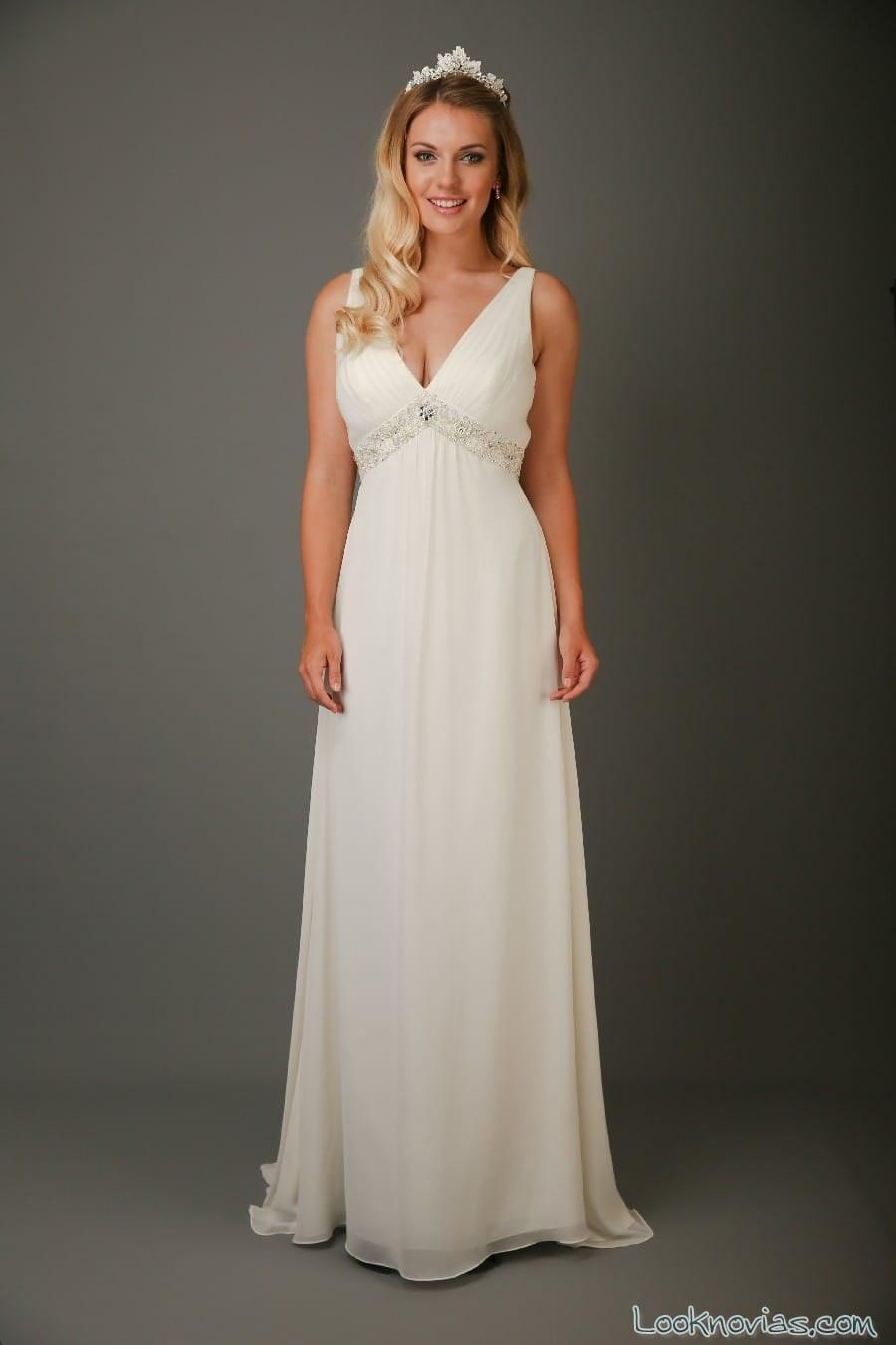 vestido corte griego emma bridal