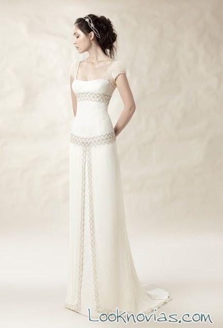 vestidos de novia vintage por whiteday