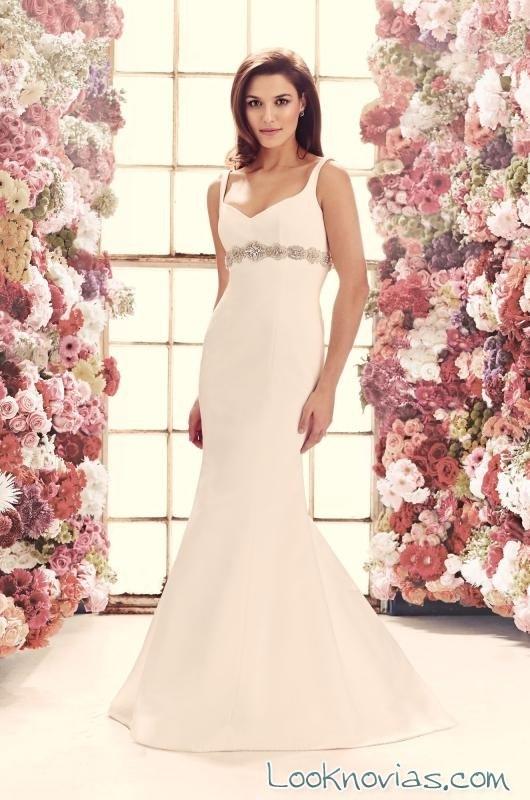 vestido corte imperio mikaella bridal