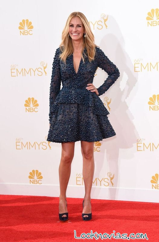 vestido corto julia roberts