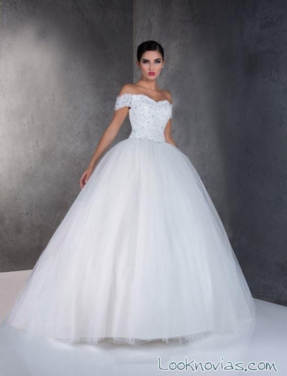 vestido de novia anita jakobson princesa