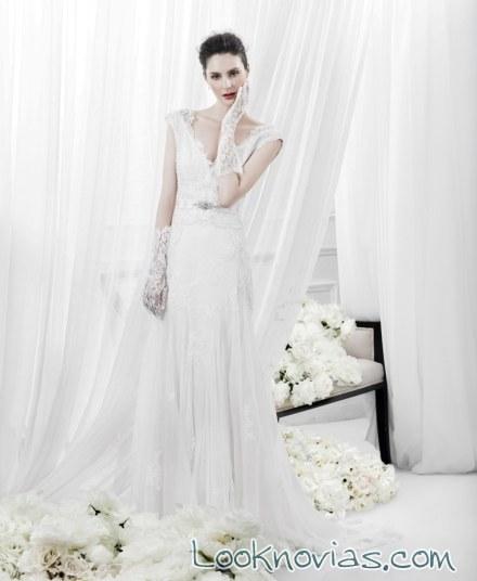 vestido de novia annasul 2015