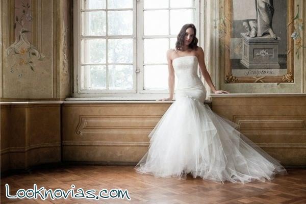 Tres vestidos de novia Daalarna