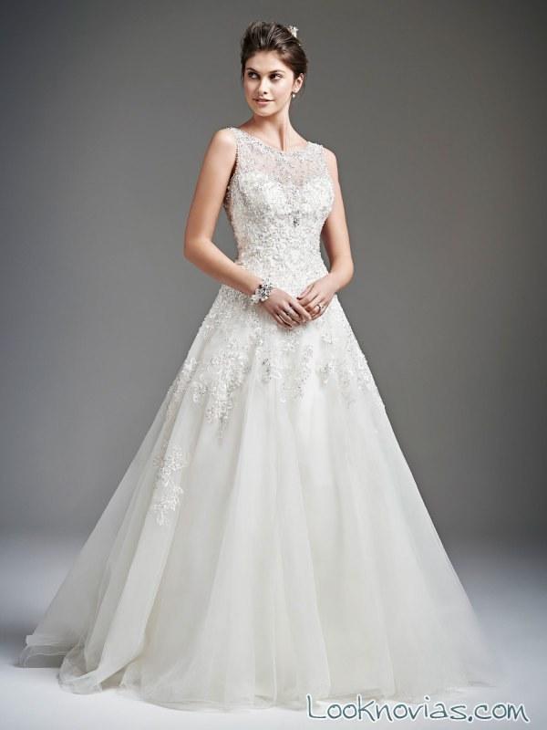 vestidos de novia kenneth winston