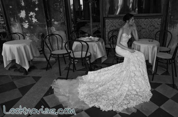3 impactantes vestidos de novia Inbal Dror