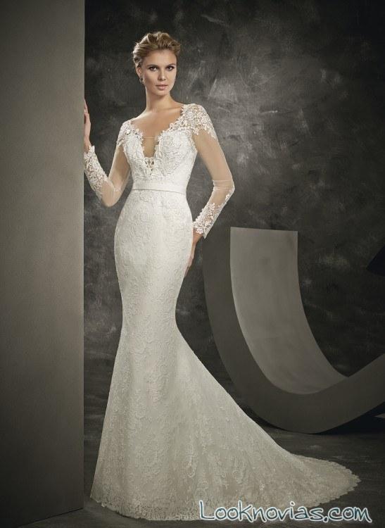 Los mejores vestidos sirena de Divina Sposa