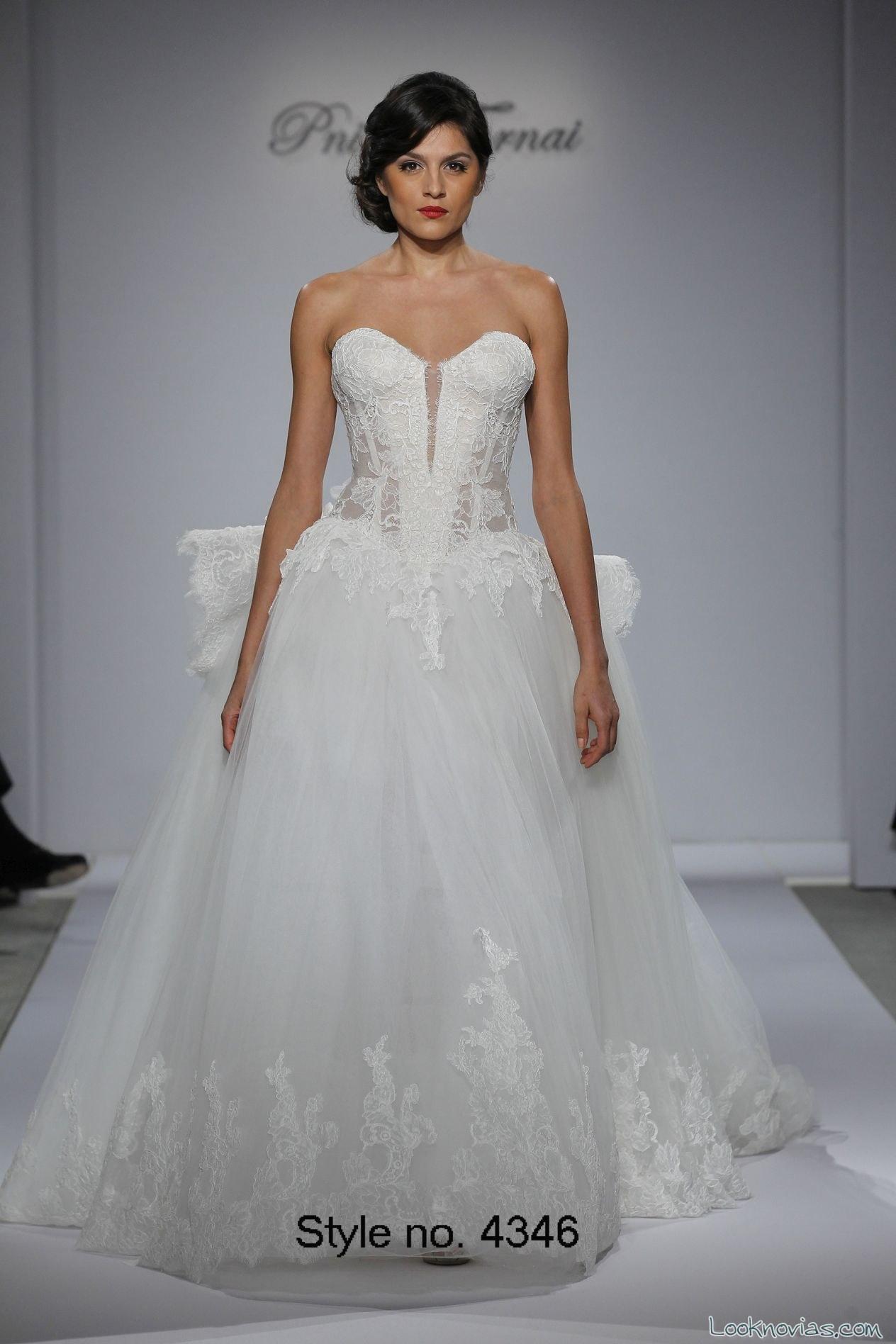 Desprender vestido de novia