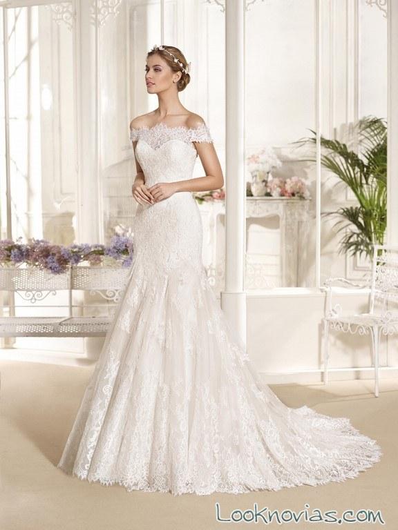 las elegantes novias de fara sposa 2017