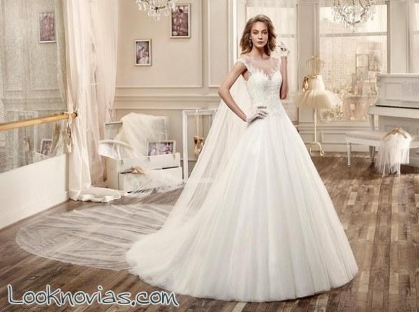 Colección de novia 2016 Nicole Sposa