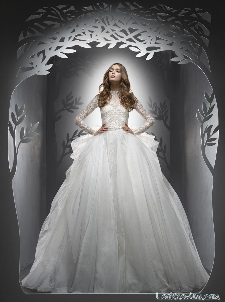 vestido falda doble ersa atelier