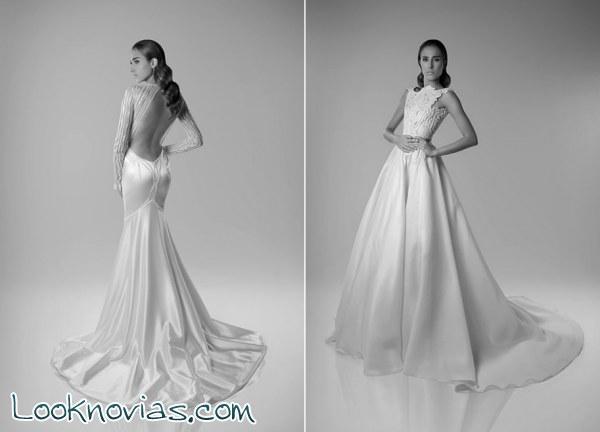 5 vestidos de Isabel Zapardiez