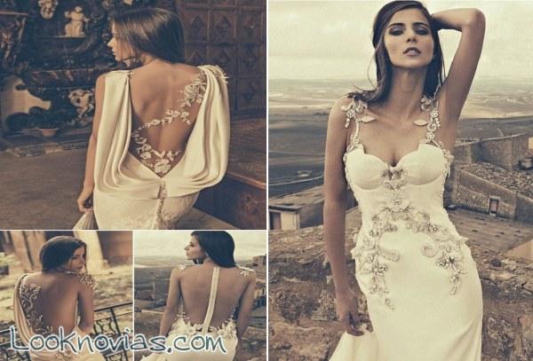 Asombrosos vestidos de Julia Kontogruni