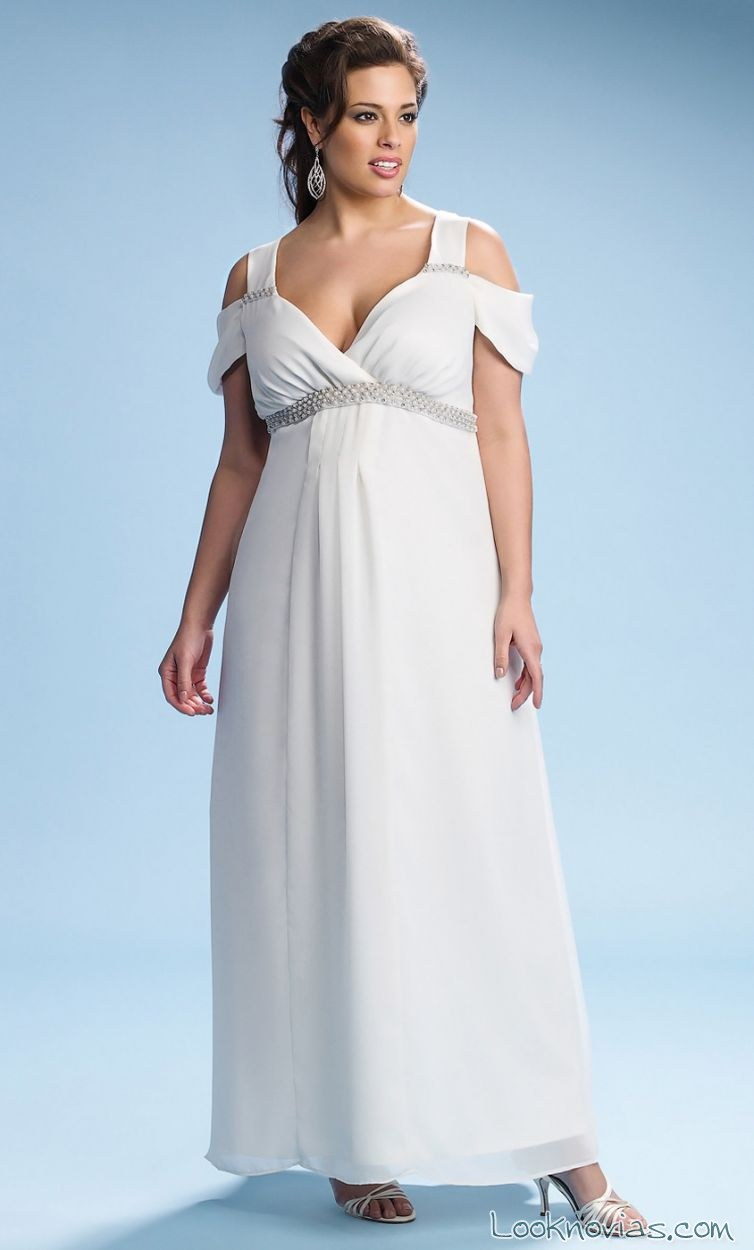 vestido largo kiyonna