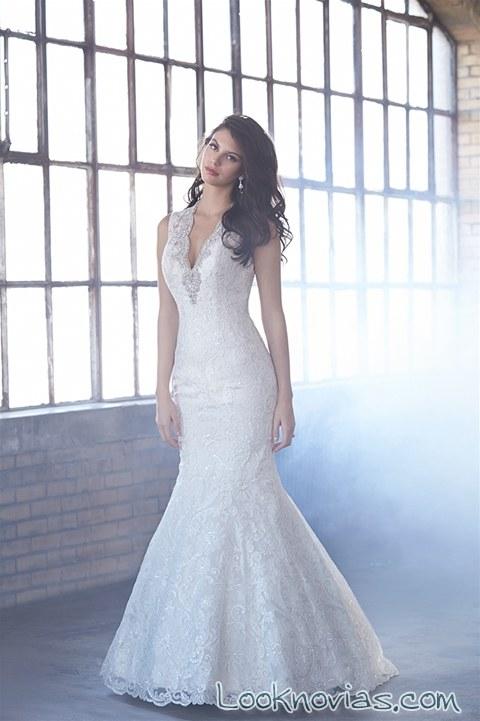 Lo mas nuevo de vestidos de novia