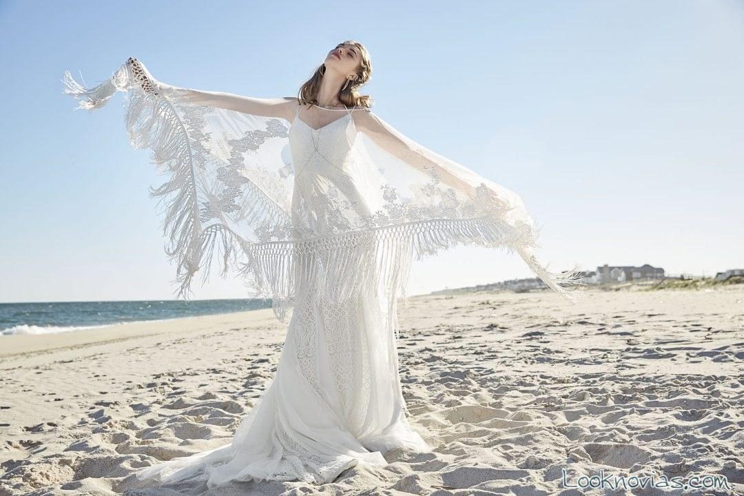 vestido novia boho de ti adora