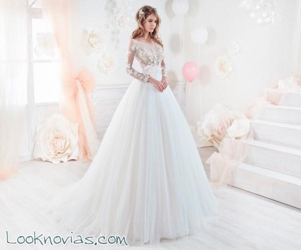 Vestidos de princesa por Colet 2018