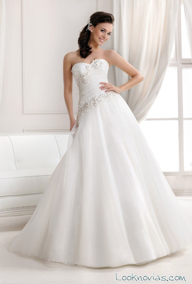 vestido novia inspired colecction