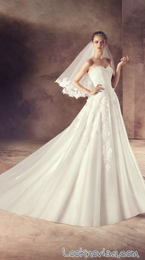 vestido novias avenue diagonal