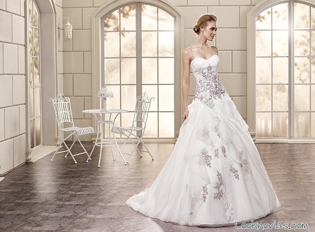 vestido novias bordados cuerpo