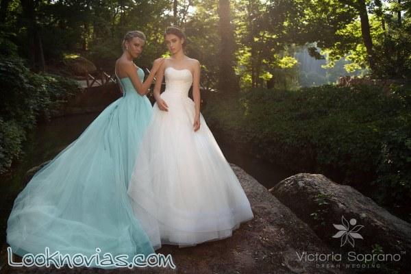 Vestidos de Victoria Soprano que son todo un sueño