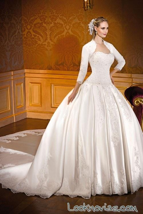 vestidos princesa miss kelly para el 2017
