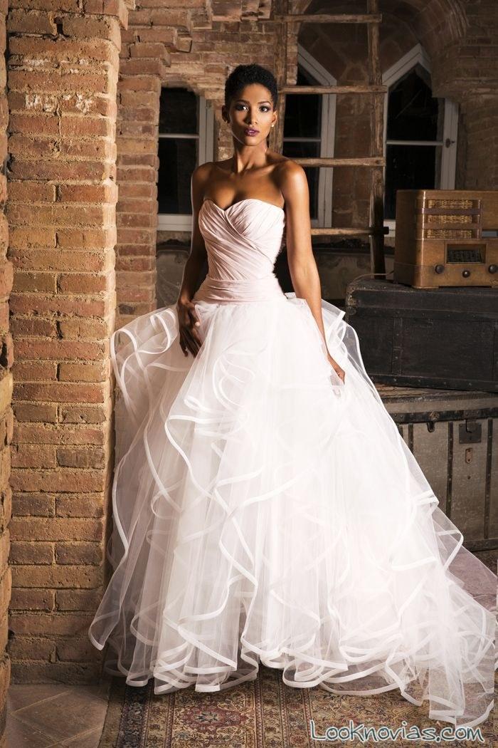 vestido novias princesas jordi dalmau