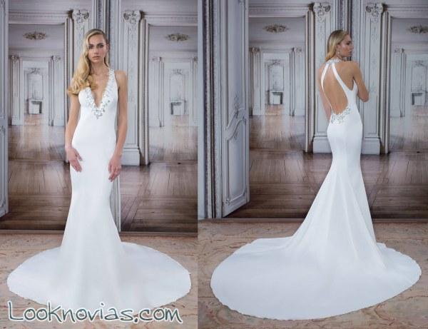 5 vestidos Pnina Tornai para el año 2017
