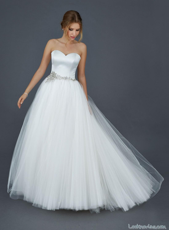 vestido princesa de atelier eme