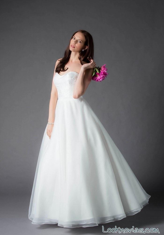 vestido princesa de miamia