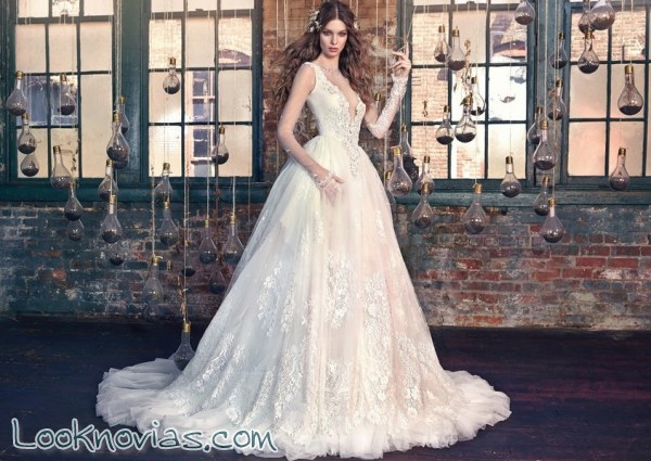 Vestidos para novia por Galia Lahav