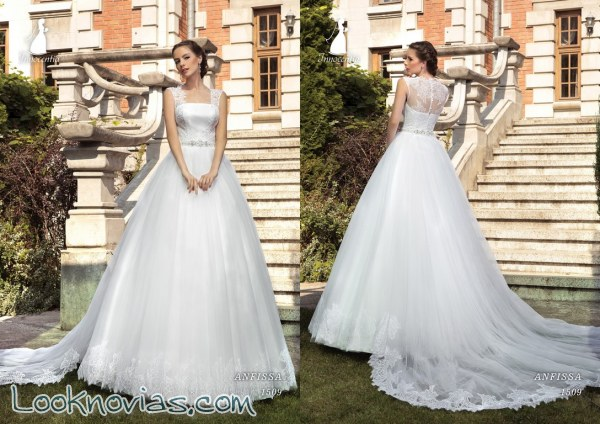 Increíble colección de novia gracias a Innocentia