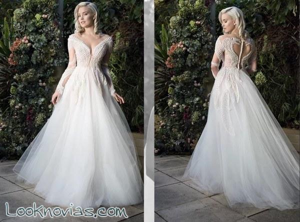 Nuevos y sensuales vestidos de Leah da Gloria