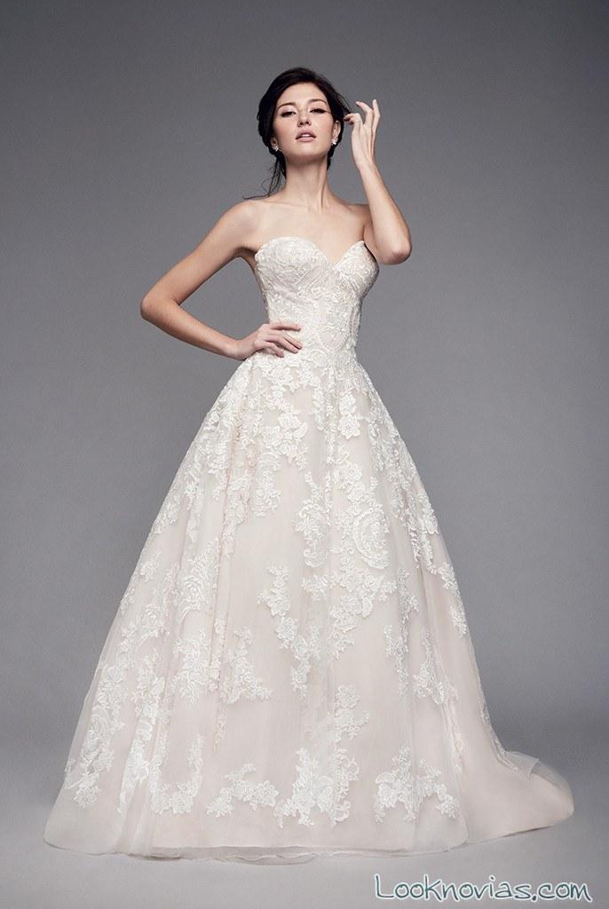vestido princesa rico-a-mona